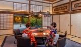 """ザ・リッツ・カールトン京都の夷川邸で""""着物で楽しむランチプラン""""がスタート"""
