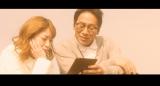 SILENT SIREN新曲「AKANE」MVで共演した(左から)すぅ、大杉漣