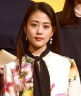『第25回橋田賞』の授賞式に出席した高畑充希 (C)ORICON NewS inc.
