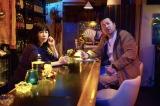 映画『ポンチョに夜明けの風はらませて』に出演する(左から)西田尚美、佐藤二朗(C)2017「ポンチョに夜明けの風はらませて」製作委員会
