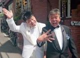 関西テレビ『おかべろ』では療養中の間寛平に代わり、ジミー大西が登場 (C)関西テレビ
