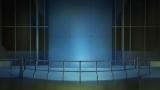 テレビアニメ『十二大戦』美術設定=ビル展望台エントランス(C)西尾維新・中村 光/集英社・十二大戦製作委員会