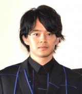 映画『夜空はいつでも最高密度の青空だ』の初日舞台あいさつに出席した池松壮亮 (C)ORICON NewS inc.