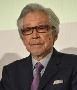 映画『家族はつらいよ2』完成披露試写会に出席した山田洋次監督 (C)ORICON NewS inc.