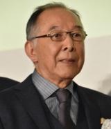 映画『家族はつらいよ2』完成披露試写会に出席した橋爪功 (C)ORICON NewS inc.