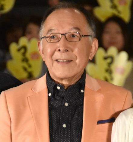 映画『家族はつらいよ2』の公開直前イベントに出席した橋爪功 (C)ORICON NewS inc.