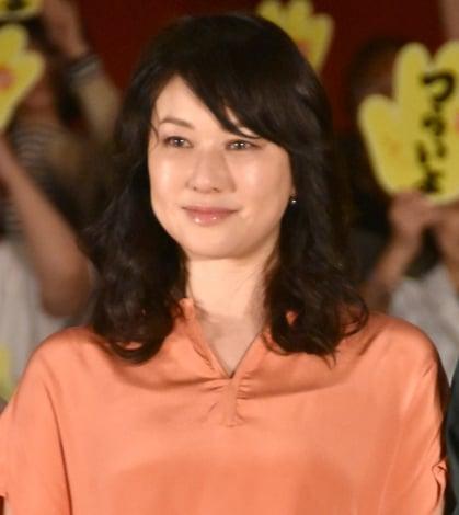 映画『家族はつらいよ2』の公開直前イベントに出席した夏川結衣 (C)ORICON NewS inc.