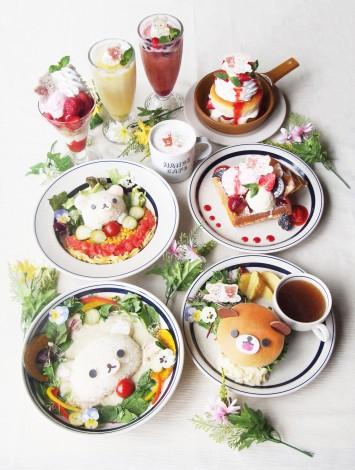 5月16日から「コリラックマ×ハンズカフェ」が限定オープン!