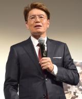 映画『ザ・コンサルタント』のブルーレイ&DVDリリース記念試写会に出席したヒロミ (C)ORICON NewS inc.