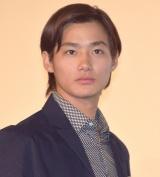 映画『帝一の國』の大ヒット御礼舞台あいさつに登壇した野村周平 (C)ORICON NewS inc.