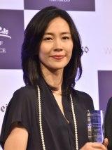 働く女性のロールモデルとなる女性を表彰する第3回「Woman of Excellence Awards」を受賞した木村佳乃(スペシャリスト部門) (C)ORICON NewS inc.
