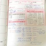 たまよさんの手帳(提供:tamayohappyhome.com)