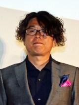 映画『ピーチガール』初日舞台あいさつに登壇した神徳幸治監督 (C)ORICON NewS inc.