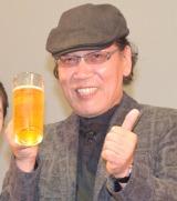 ほろ酔で主演作について語った吉田類 (C)ORICON NewS inc.