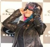 『OAKLEY×高梨沙羅選手』契約発表会に出席した高梨沙羅選手 (C)ORICON NewS inc.
