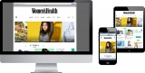 『Women's Health』WEBイメージ