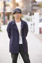 7月期のテレビ東京系ドラマ24『下北沢ダイハード』脚本を執筆する細川徹氏(男子はだまってなさいよ!)