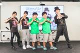 アニソンフィットネス×ニコニコ生放送のマンスリーイベント『A-fit LIVE LESSON』より Photo by 粂井健太