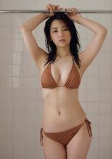 妖艶な一面を披露した仲村美海(C)熊谷貫/週刊プレイボーイ