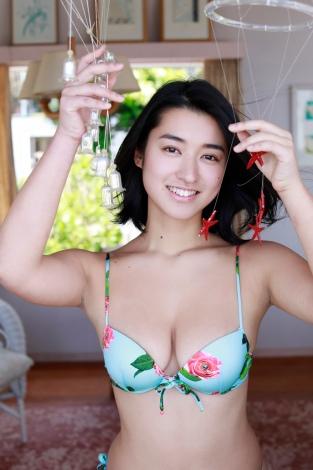 美人すぎる元ホテルシェフ・愛生(C)LUCKMAN/週刊プレイボーイ