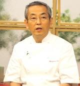 NHKの料理番組『きょうの料理』60周年取材に出席した土井善晴氏 (C)ORICON NewS inc.