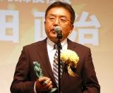 『2017年JASRAC賞』贈呈式に出席したヤマハミュージックエンタテインメントホールディングス・須田直治社長 (C)ORICON NewS inc.