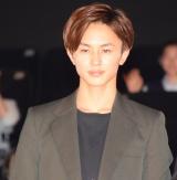映画『兄に愛されすぎて困ってます』完成披露試写会に出席した草川拓弥 (C)ORICON NewS inc.