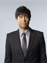 7月スタート、テレビ朝日系『刑事7人』第3シリーズに出演する高嶋政宏(C)テレビ朝日
