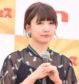 『an まかないフェス2017』オープニングイベントに登場した桃 (C)ORICON NewS inc.