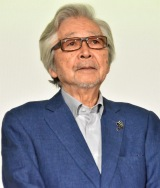 『家族はつらいよ2』初日舞台あいさつに出席した山田洋次監督 (C)ORICON NewS inc.