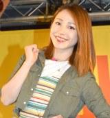11枚目のシングル「さよなら、スタンダード」リリース記念イベントに出席した吉川友 (C)ORICON NewS inc.