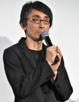 映画『美しい星』舞台あいさつに出席した吉田大八監督 (C)ORICON NewS inc.