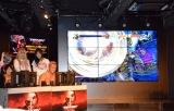 ゲーム上でも「レインメーカー」を披露=『e-sports TEKKEN BAR』のオープニングイベント (C)ORICON NewS inc.