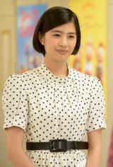 女優になる夢を抱き、集団就職で上京した助川時子(佐久間由衣)(C)NHK