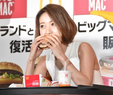 「大島優子 マクドナルド」の画像検索結果
