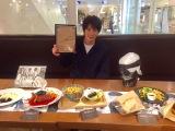『東京喰種CAFE』に来場した鈴木伸之