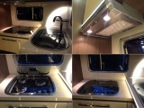 ドイツ・バーストナー「Grand Panorama i 915 G」のキッチンは高級感あふれるデザイン
