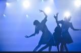 光の芸術のようなPerfumeのステージ=『Perfume Fes!!2017』より 写真:河本悠貴