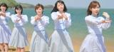 瀬戸内七県の美しい風景をバックに…STU48初のMVを4K映像で公開(C)AKS