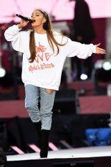 英マンチェスターで慈善コンサートを開催したアリアナ・グランデ Photo by Getty Images