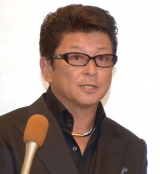 松方弘樹さんを偲ぶ会に参列した哀川翔 (C)ORICON NewS inc.