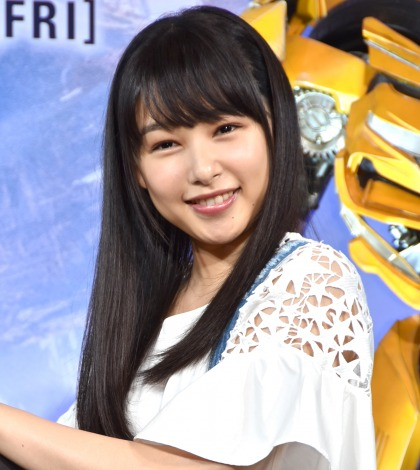 映画『トランスフォーマー/最後の騎士王』アフレコイベントに出席した桜井日奈子 (C)ORICON NewS inc.