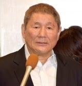 松方弘樹さんを偲ぶ会に参列したビートたけし (C)ORICON NewS inc.