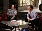 Amazonプライム・ビデオ『今田×東野のカリギュラ』でMCを務める今田耕司(左)と東野幸治(c)2017 YD Creation