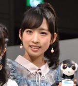 週刊『ロビ2』創刊記念イベントに出席したAKB48・小栗有以 (C)ORICON NewS inc.