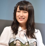 週刊『ロビ2』創刊記念イベントに出席したAKB48・川本紗矢 (C)ORICON NewS inc.