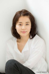 フジテレビ系の10月期月9ドラマに出演する石田ゆり子