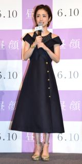映画『昼顔』の特別試写会に出席した上戸彩 (C)ORICON NewS inc.