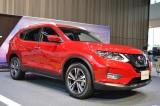 自動運転技術を搭載した新型SUV『X-TRAIL』の新色「ガーネットレッド」 (C)oricon ME inc.
