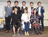 『日本エンターテイナーライツ協会』の発足会見の模様 (C)ORICON NewS inc.